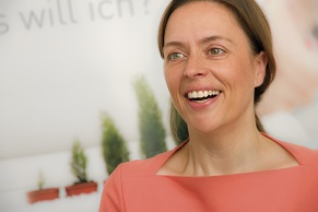 Jasmin Biermann-Gässler, Geschäftsführerin biema