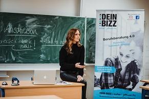 Bianca Schiffgens von DEIN BIZZ