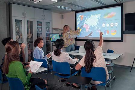 Digitalpakt Schule für Schulen