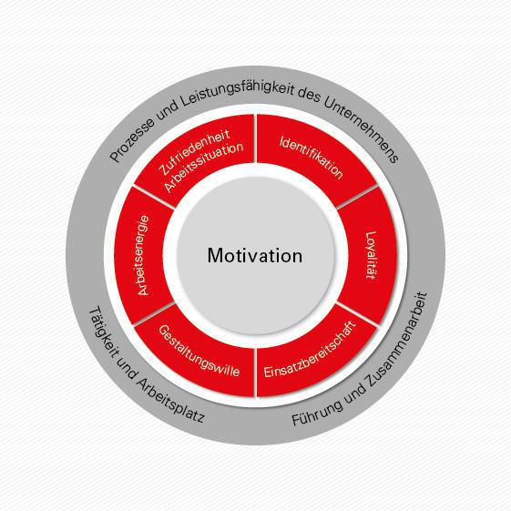 Mitarbeiterbefragung mit dem geva-institut: das geva-Befragungsmodell