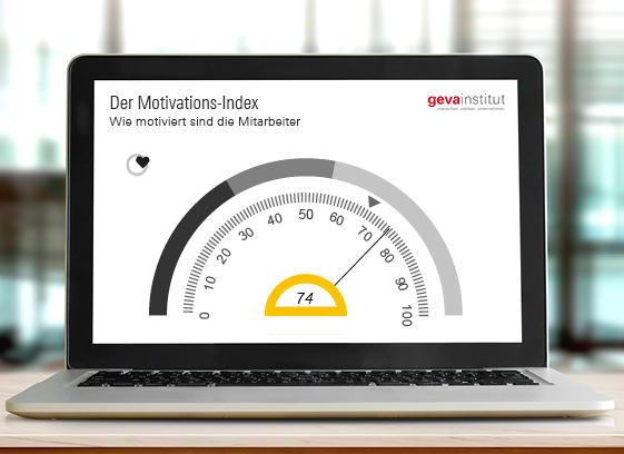 Auswertung und Ergebnisbewertung des geva-JobSat Monitor