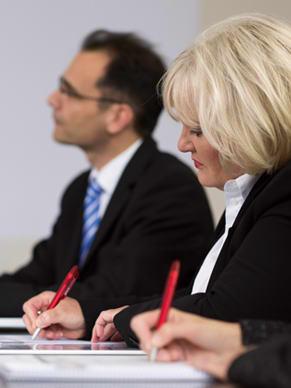 Assessment-Center erstellen und durchführen mit dem geva-institut