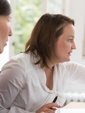 Assessment-Center vom geva-institut für eine zielgerichtete Personalauswahl nach Anforderungsanalyse