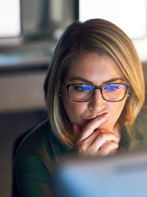 Der geva-test Berufsausbildung stützt sich auf enie große Referenzdatenbank