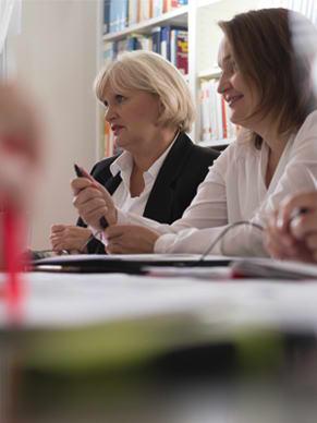 Assessment-Center vom geva-institut für eine zielgerichtete Personalentwicklung
