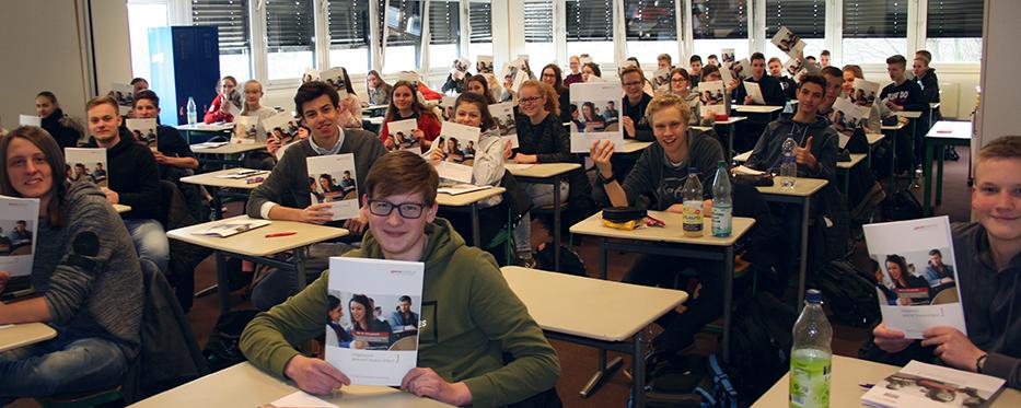 geva-test® Studium & Beruf am Gymnasium Wildeshausen