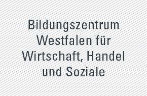 Referenz geva-institut Bildungszentrum Westfalen für Wirtschaft, Handel und Soziales