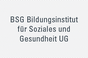 Referenz geva-institut BSG Bildungsinstitut für Soziales und Gesundheit