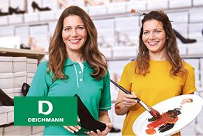 Logo Deichmann-Gruppe