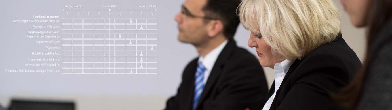 Assessment-Center Personalentwicklung und Führungskräfteentwicklung vom geva-institut