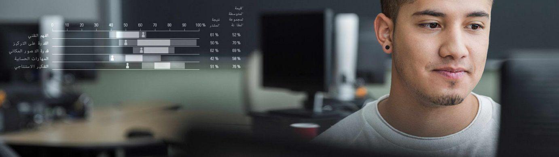 Diagnostik für berufliche Integration von Flüchtlingen mit den geva-tests® in arabischer Sprache