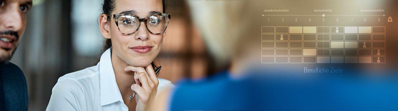 Berufsausbildung: Auszubildende auswählen mit dem geva-test® system Berufsausbildung